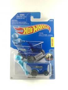 Hotwheels HW Ride-Ons Aisle Driver #2 Blue