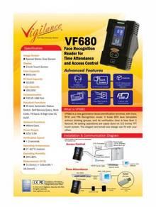 Vigilance Face Reader Time Attendance VF680 /VF460