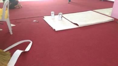 Tukang Lantai Carpet / vinyl floor /papan laminate