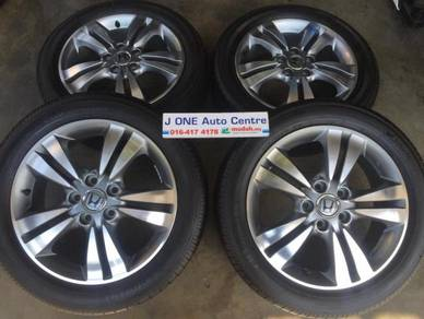 Honda stream oem 17inc & TIRE accord Odyssey HRV