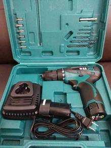 LIANGYE 12V 2speed Cordless Drill c/w Accessories