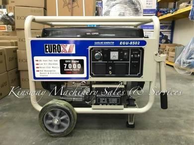 Europower 7.5KW KeyStart Portable Petrol Generator