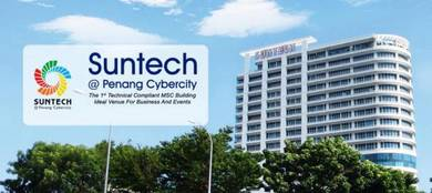 Suntech Cybercity For sale with few units available