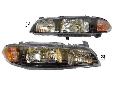 Lampu Depan Smoked PERDANA V6 - BARU