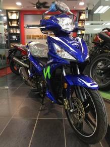 SYM Sport Rider 125i LE (Movistar)-Special