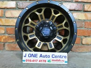 Diesel 358 wheels 16inc ford ranger dmax triton