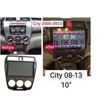 Honda city 08-13 oem android player MAX 18