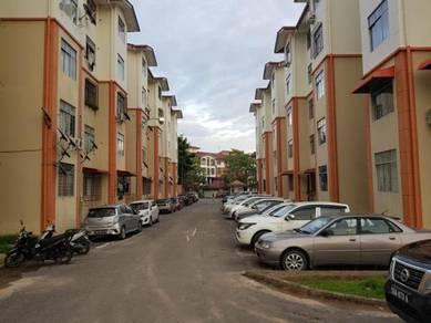 Vista Kiranau Apartment Donggongon Penampang Ground Floor Corner Lot