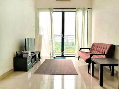 (Cheapest) D'Pulze Cyberjaya 1 Bedroom Studio Full Furnish
