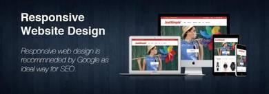 Website Web Design for SME