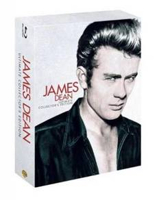 DVD+Blu-ray James Dean Ultimate Collector's Editio