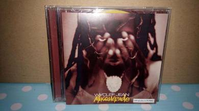 CD Wyclef Jean - Masquerade