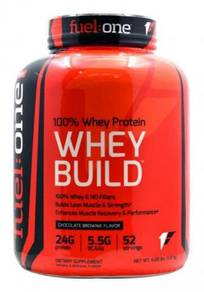 Muscletech susu protein 100% whey build protein
