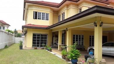 Double Storey Semi detached house, Bandar Puteri Puchong