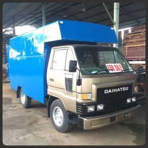 Daihatsu V57A Bonded Truck