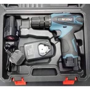 Mostaz 12V 2-Speed Cordless Lithium Drill Driver