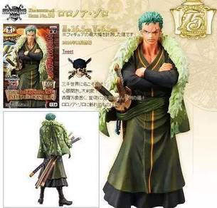 Anime One piece Zoro figure toys