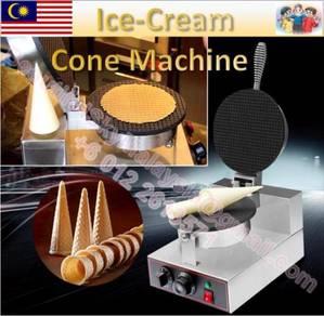 Ice Cream Cone Maker Custom Kon Machine Aiskrim