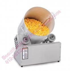 Mesin Caramel Mixer Pot Popcorn Mix Turn Coating