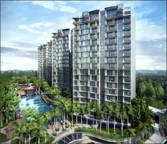 [ Eco- Green Villa View ] Sri Damansara F/H Cozy Semi-D Condo [0% D/P]