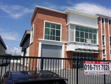 Value buy 2 Sty Semi-D factory / warehouse in Sungai Choh Rawang