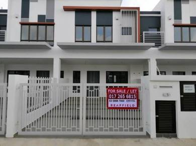 Brand New 2 Storey Partially Furnished at Setia Permai 1 Setia Alam