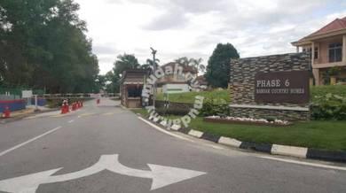 Bungalow Land Rawang Bandar Country Homes Freehold Below Market