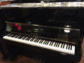 Kawai upright grand piano ks1