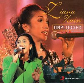 CD Ziana Zain Unplugged