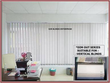 Vertical Blinds/Bidai Pejabat K-60