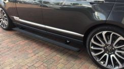 Range Rover Sport Motorised Retractable Side Steps