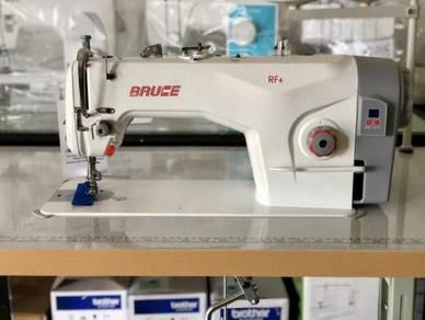 Bruce RF4 Mesin Jahit Direct Drive *NEW MODEL