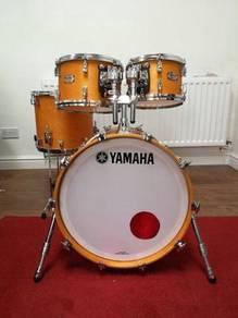 Yamaha Absolute Maple Hybrid Drum Kit