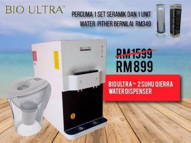 Water filter Qierra pitcher Ionizer Penapis Air W5