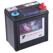 Car battery bateri yokobatt mf NS 40 2019