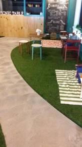 Modern Artificial Grass Carpet (Rumput Tiruan)