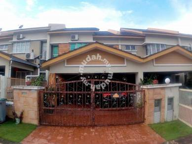Double Storey House at Garden City Homes, Seremban 2 NICE RENOVATION