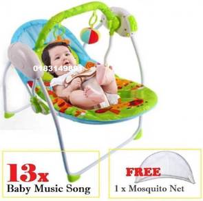 Buaian Bayi Baby Swing Rocker Chair Cradle (A)