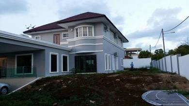 2 storey bungalow unit at bukit istana kuantan