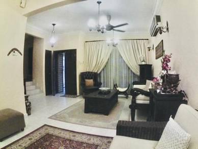 FULLY RENOVATED Two Storey Jalan Platinum Seksyen 7 Shah Alam