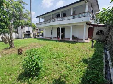 Super Below 2 Sty Semi D House 3800 SF, Taman Desa 2 Country Homes