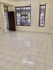 2 Storey Terrace House FOR SALE Bandar Putra Kulai Jalan Tiong 1
