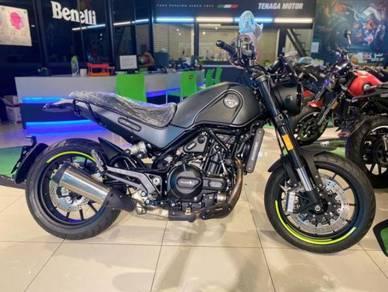 2020 Benelli Leoncino500 Lowest Monthly Selangor