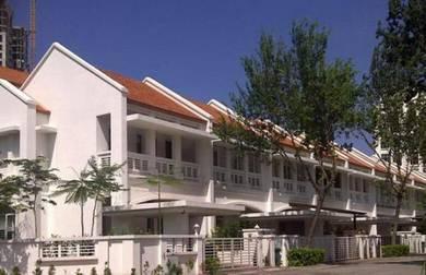 2.5-storey Terrace End-lot 3175sf E&O Seri Tanjung Pinang