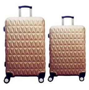 Triangle travel luggage
