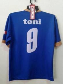 Rare jersey tribute to toni 9 ITALY