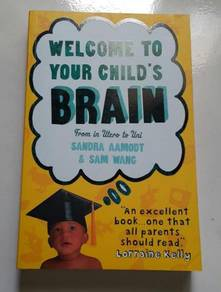 English parenting book welcome to child brain