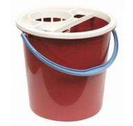 Tong Baldi Pail 5 Gallon with Mop Press
