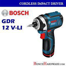 Bosch GDR 12V Compact Cordless Impact Driver