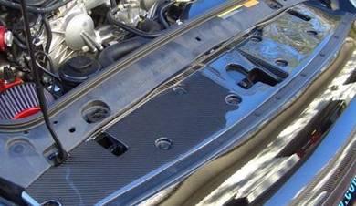 R35 Radiator Cover Carbon Fiber GTR GTR35
